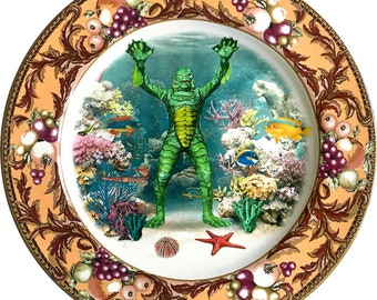 Creature - Underwater - Fiance Plate - #0592