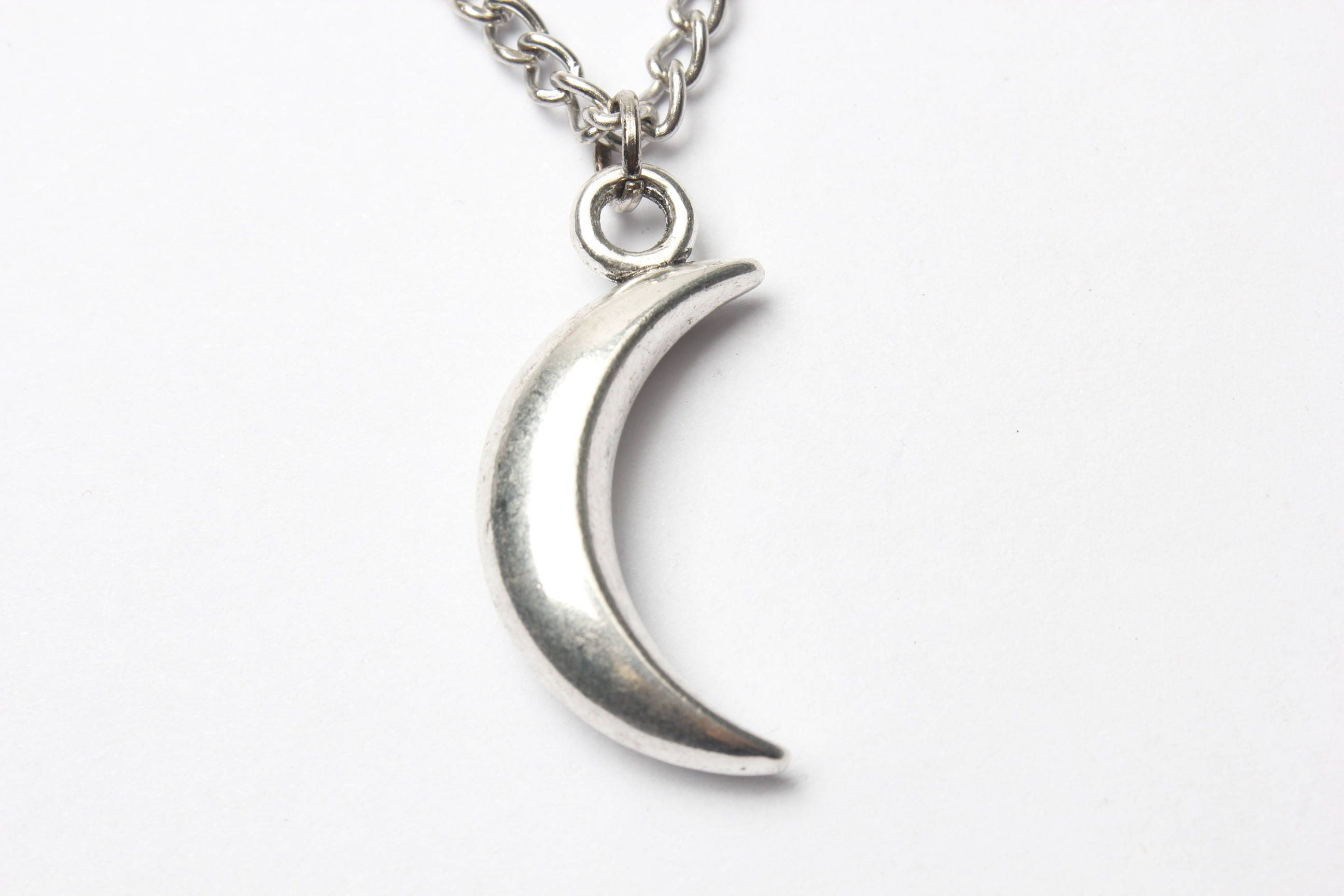 brands at bear the pendant love pull half moon products necklace