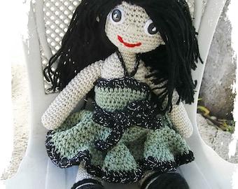 Amigurumi Hair Tutorial : Amigurumi pattern for batman crochet pattern batman amigurumi