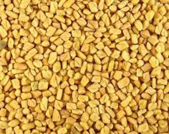 Organic Fenugreek seeds (whole)