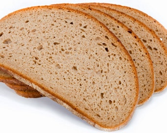 Father's Day All-Natural European Hungarian Jewish Rye Bread