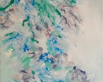 Original Large Abstract Painting by Michela Marini