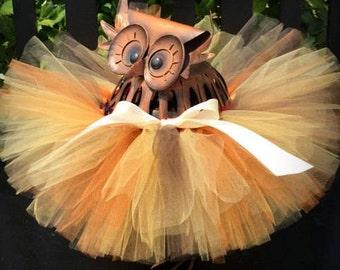 Thanksgiving Tutu, Fall Tutu, Autumn Tutu, Scarecrow Tutu, Baby Tutu, Infant Tutu, Newborn Tutu, Toddler Tutu, Child Tutu, Girls Tutu, Tutu