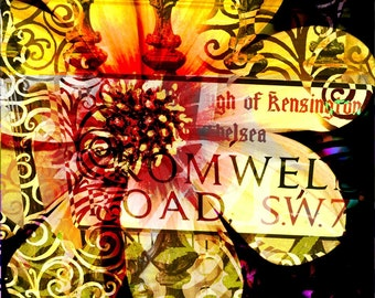 London Dreams: Cromwell Road - Giclée print
