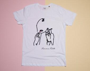 T-shirt - Femme fatale