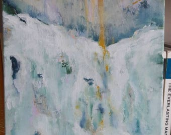 Sonnet Falls Original Art