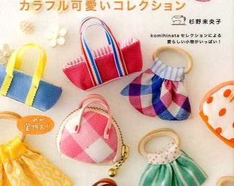 Komihinata's Small Handmade Most Popular Items Collection - Japanese Craft Book MM