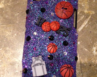 Basketball iPod touch case