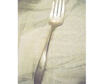 Vintage Meat Fork - Community Silver - 1914 - CLEARANCE SALE