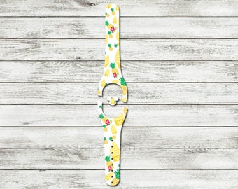 Dole Whip Magic Band 1 or 2 Decal | MagicBand Skin | RTS Ready To Ship | Available in Glitter and Glow In The Dark Too!