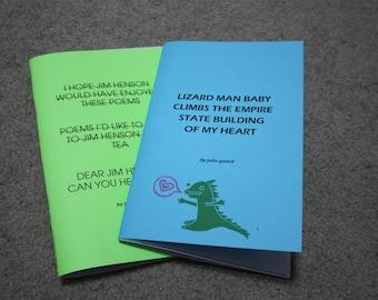 Select Two Chapbooks by Julia Gaskill