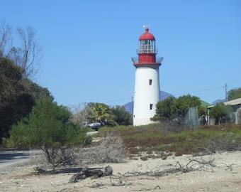 Light house, Robben Island