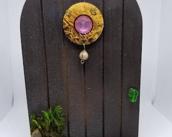 Whimsical Fairy House - Gem