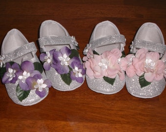 Child Flower  Fairy shoes