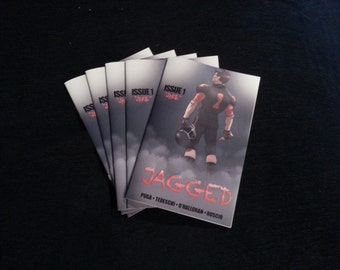 Jagged - Issue 1