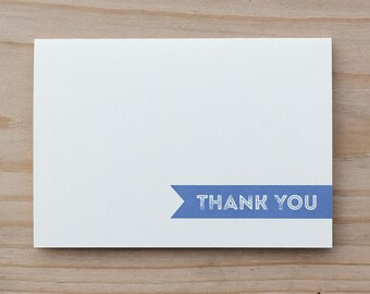 Thank You Card - Set of 8