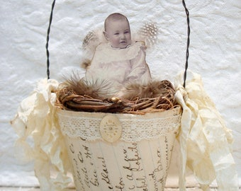 PDF Peat Pot Nest Baby Tutorial no shipping cost