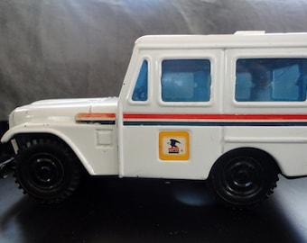 US Postal Mail Jeep Bank
