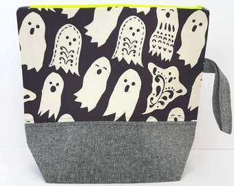 Folk Ghosts Large Project Bag