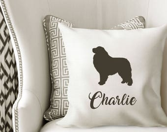 Personalized GREAT PYRENEES Pillow Cover
