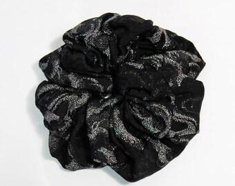 made from haori,vintage kimono,scrunchie