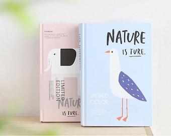 Lovely notebook,Hard cover notebook,Art journal,Diary,Notebook Journal,Notepads