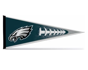 "Philadelphia Eagles NFL Pennant, 12"" x 30"""