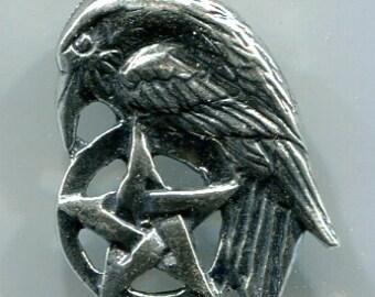 Raven Pentagram