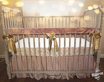 Princess Nursery Crib Bedding