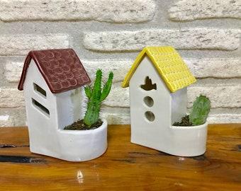 Hand Made Decorative Houses