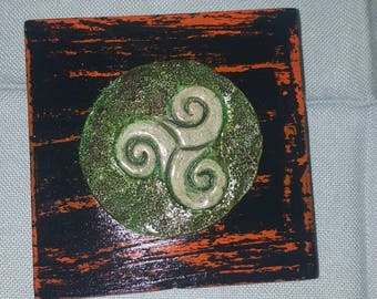 Decorated celtic symbols