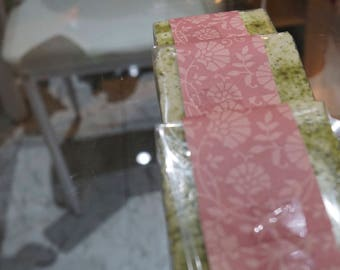Sea Kelp Honey Goat Milk Soap Bar - Rich source of iodine, moisturising  & nourishing for a