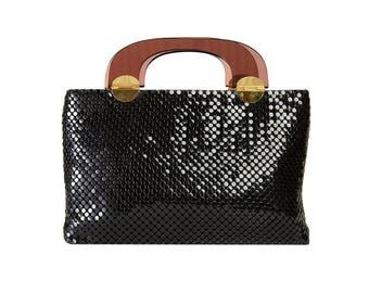 Chain Mail Handle Bag
