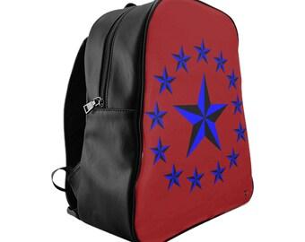 Nautical Stars Backpack