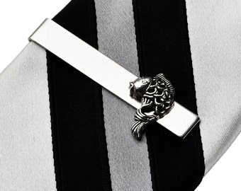 Koi Tie Clip