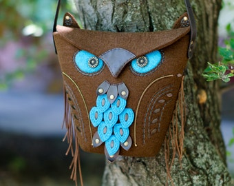 Designer handbag  Night Owl