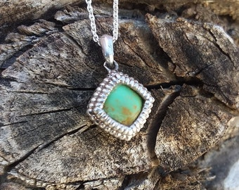 Turquoise Jewelry~Sterling Silver Necklaces~Fashion Jewelry~Silver Sale