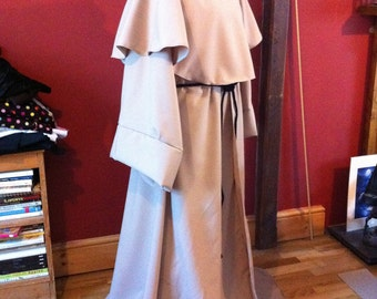 Medieval Monk Robe lots of colours ,cosplay .larp, fancy dress