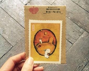 Miniprint: The Carrot Thief