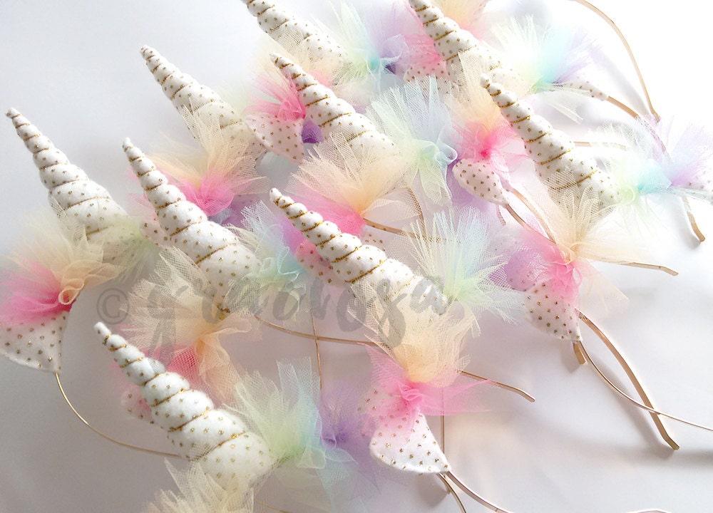 Unicorn Headbands Bulk