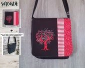 Tree of life bag flap for...
