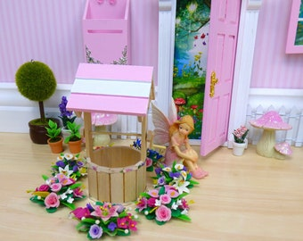 Fairy Door Wishing Well