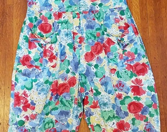 Laura Ashley floral jumper