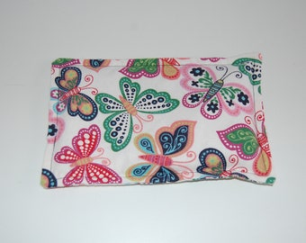 Rice Heating Pad / Ice Pack, 5 X 8 Butterfly