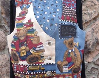 Teacher's Pet child's vest
