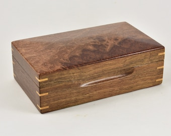 Trinket Box, Storage Box, Keepsake Box, gift for him or her.