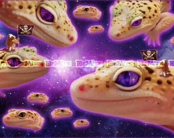 Custom Pet Space Portrait Banner