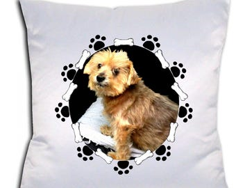 cushion customize with your pet