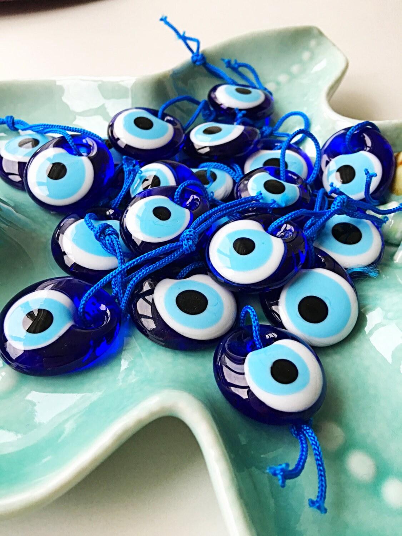 100 pcs blue evil eye beads evil eye meaning evil eye pendant 8500 buycottarizona Image collections