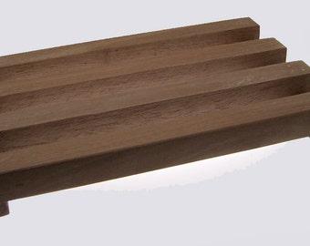 Handmade Kitchen Trivet Walnut Wood